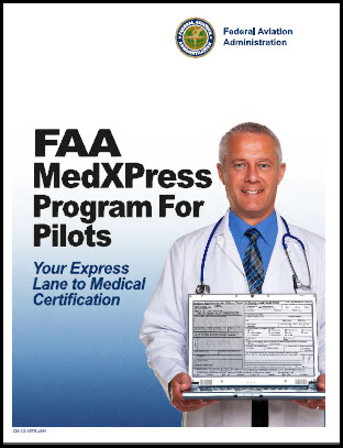 FAA's MedXPress to Replace Paper Medical Application | iFlightPlanner